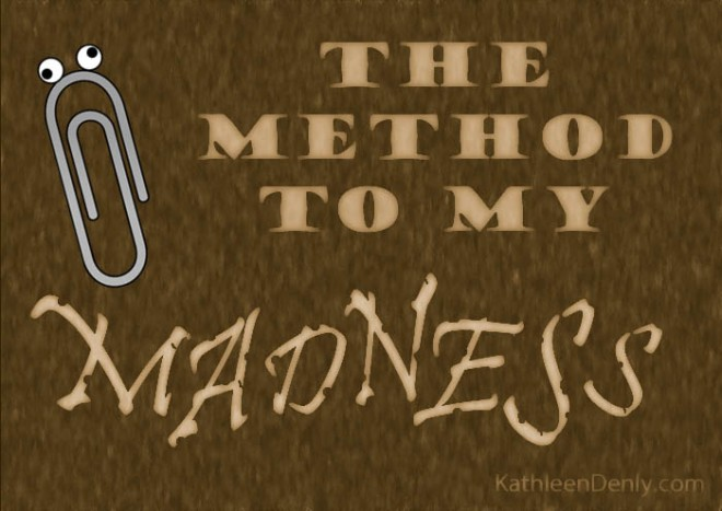 Method to My Madness Graphic