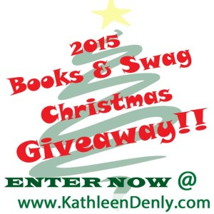 2015 Books & Swag Christmas Giveaway - ENTER NOW