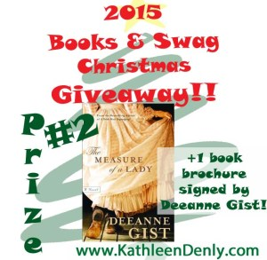 2015 Books & Swag Christmas Giveaway - Prize #2