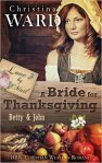christina ward a bride for thanksgiving