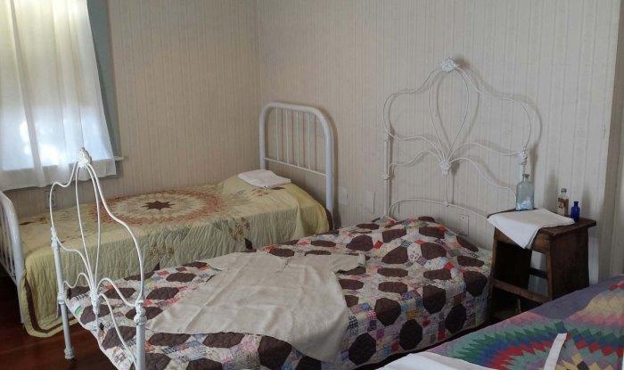 Davis-Horton House Hospital Room