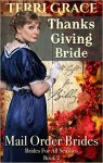 Thanksgiving Bride by Terri Grace Book 2