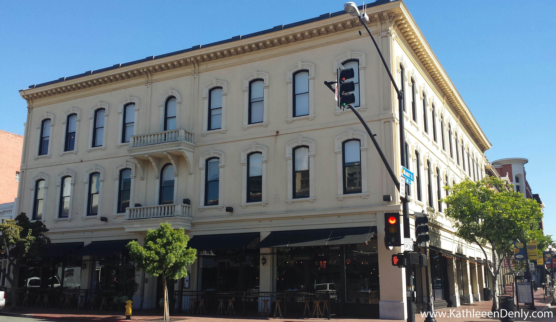 McGauck Block Building