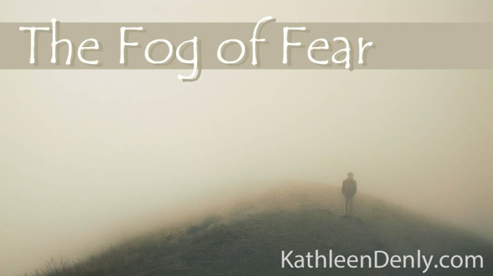 Fog of Fear