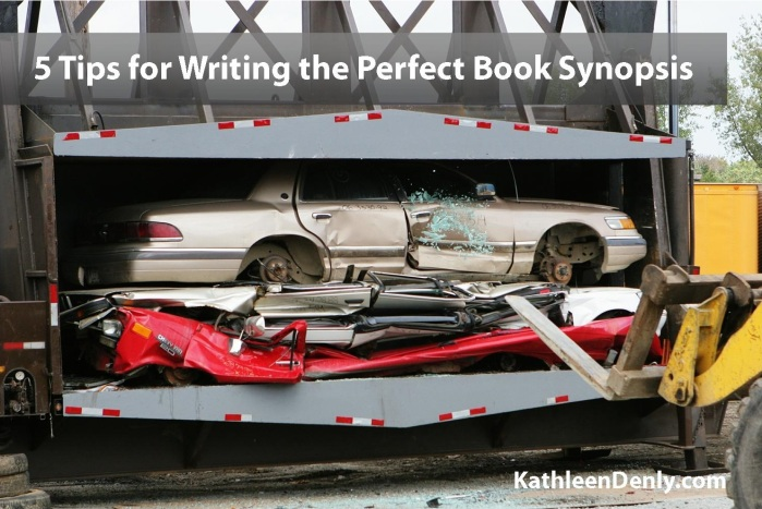 5 Tips for Writing the Perfect Book Synopsis by Kathleen Denly