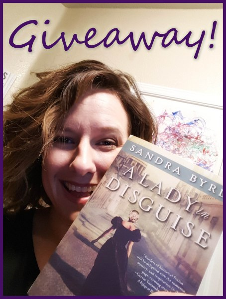 A Lady In Disguise - Giveaway Image