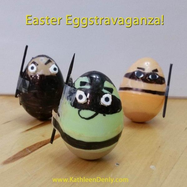 Ninja Eggs Blog Image