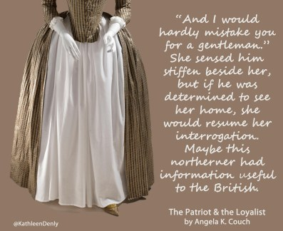 The Patriot & The Loyalist - Quote Image 1