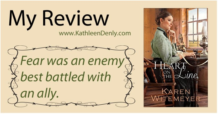 My Review - Heart on the Line