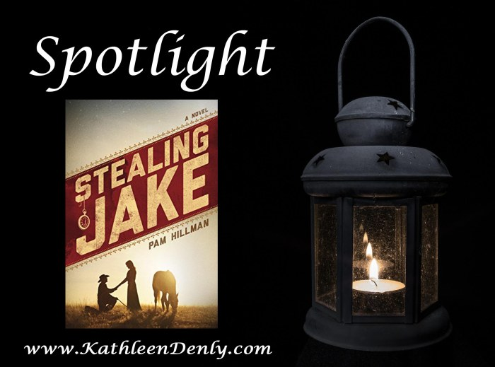 Spotlight - Stealing Jake