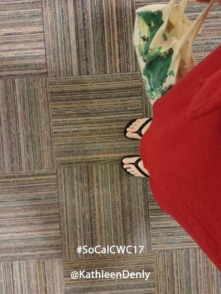 Dorm Bathroom SoCalCWC17