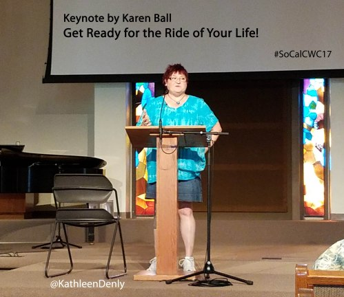 Karen Ball Keynote SoCalCWC17