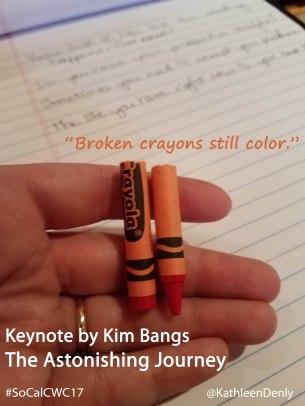 Kim Bangs Keynote SoCalCWC17