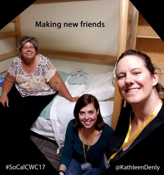 New Friends SoCalCWC17