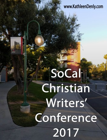 SoCal Christian Writers Conference 2017