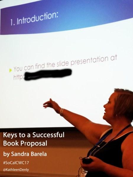 Successful Book Proposal SoCalCWC17