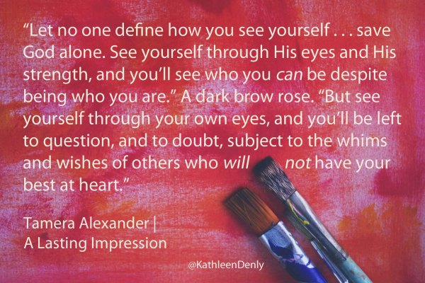 A Lasting Impression Quote Image 1