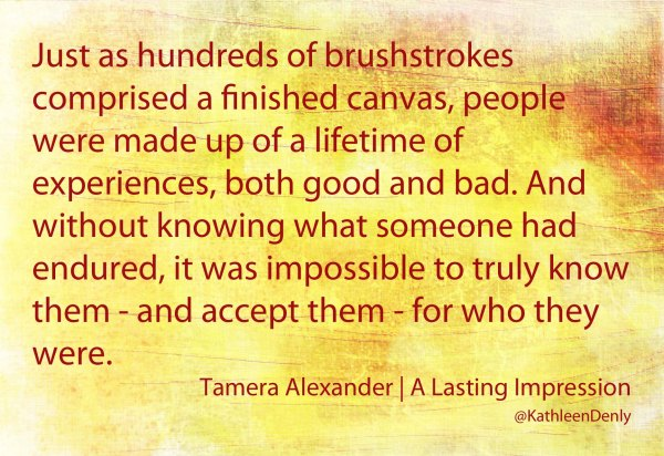 A Lasting Impression Quote Image 2