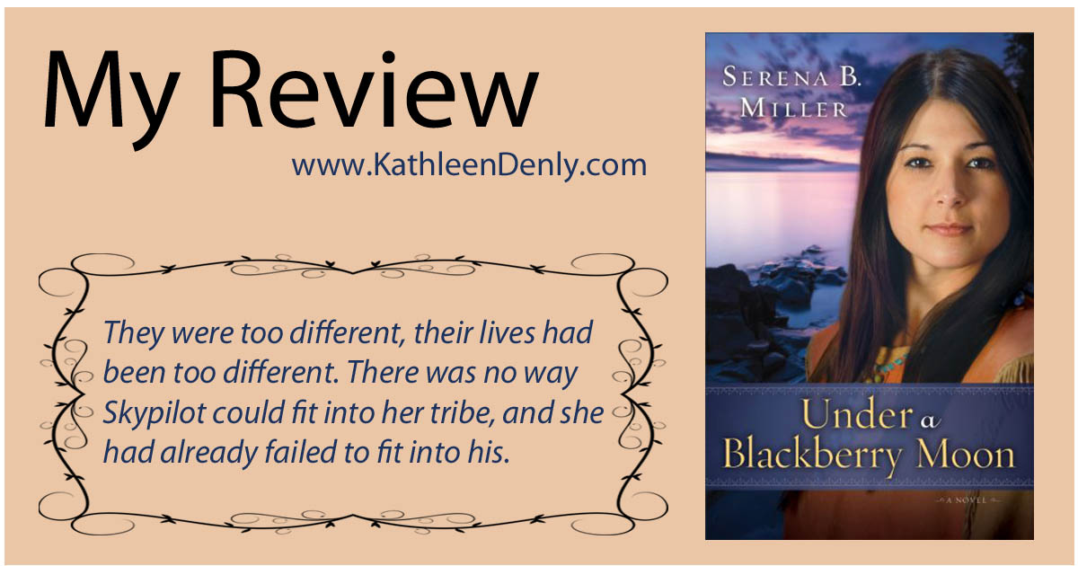 My Review - Under the Blackberry Moon