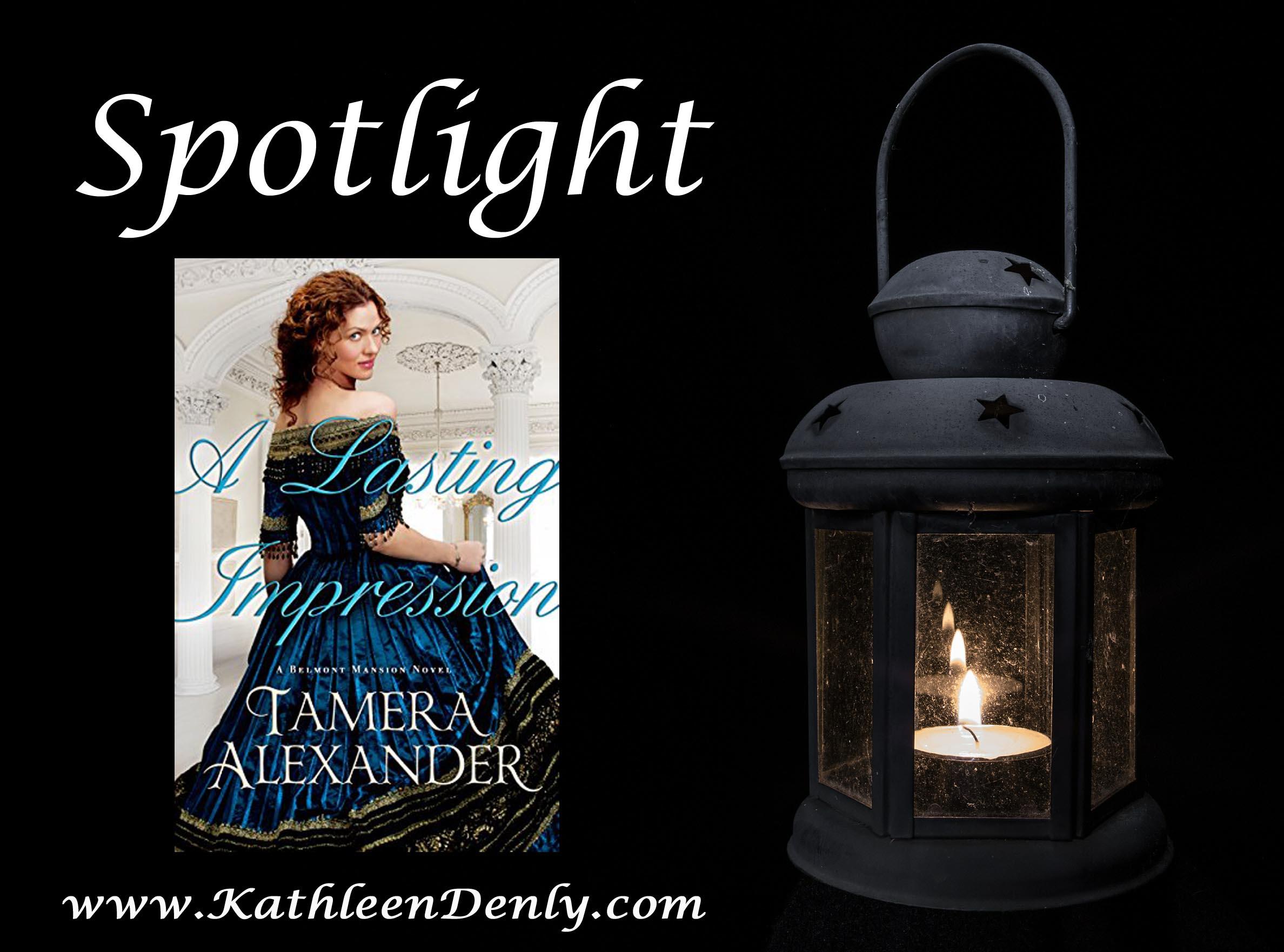 Spotlight - A Lasting Impression