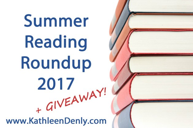 Summer Reading Roundup 2017 +Giveaway
