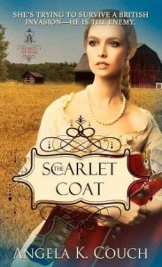 The Scarlet Coat cover image