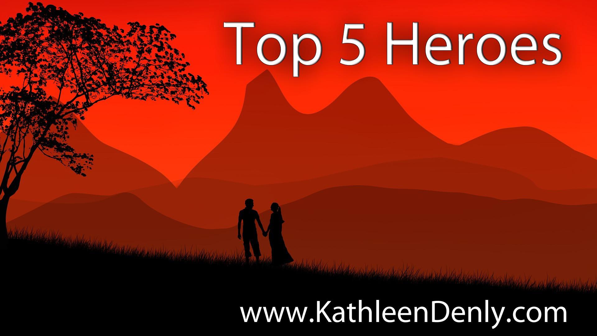 Top 5 Heroes Header Image