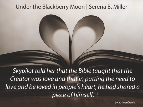 Under the Blackberry Moon Quote Image 2