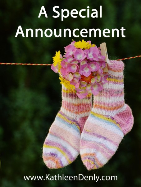 A Special Announcement