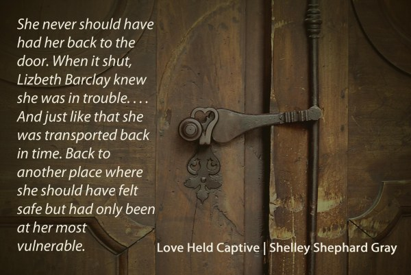Quote Image - Love Held Captive - Door