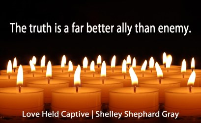 Quote Image - Love Held Captive - Truth Ally