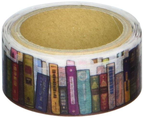 Book Washi Tape