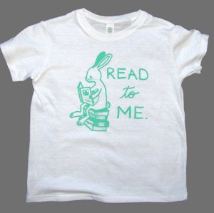 Read to me tshirt