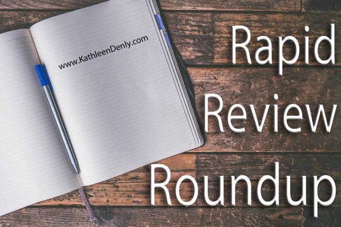 Rapid Review Roundup - Blog Header Image
