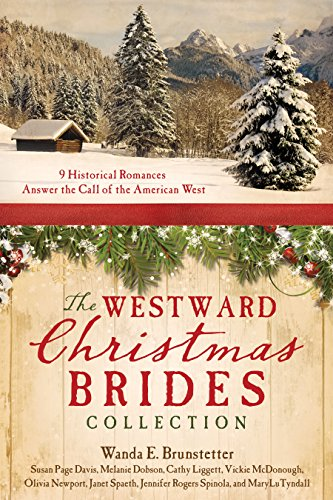 Westward Christmas Brides Novella Collection