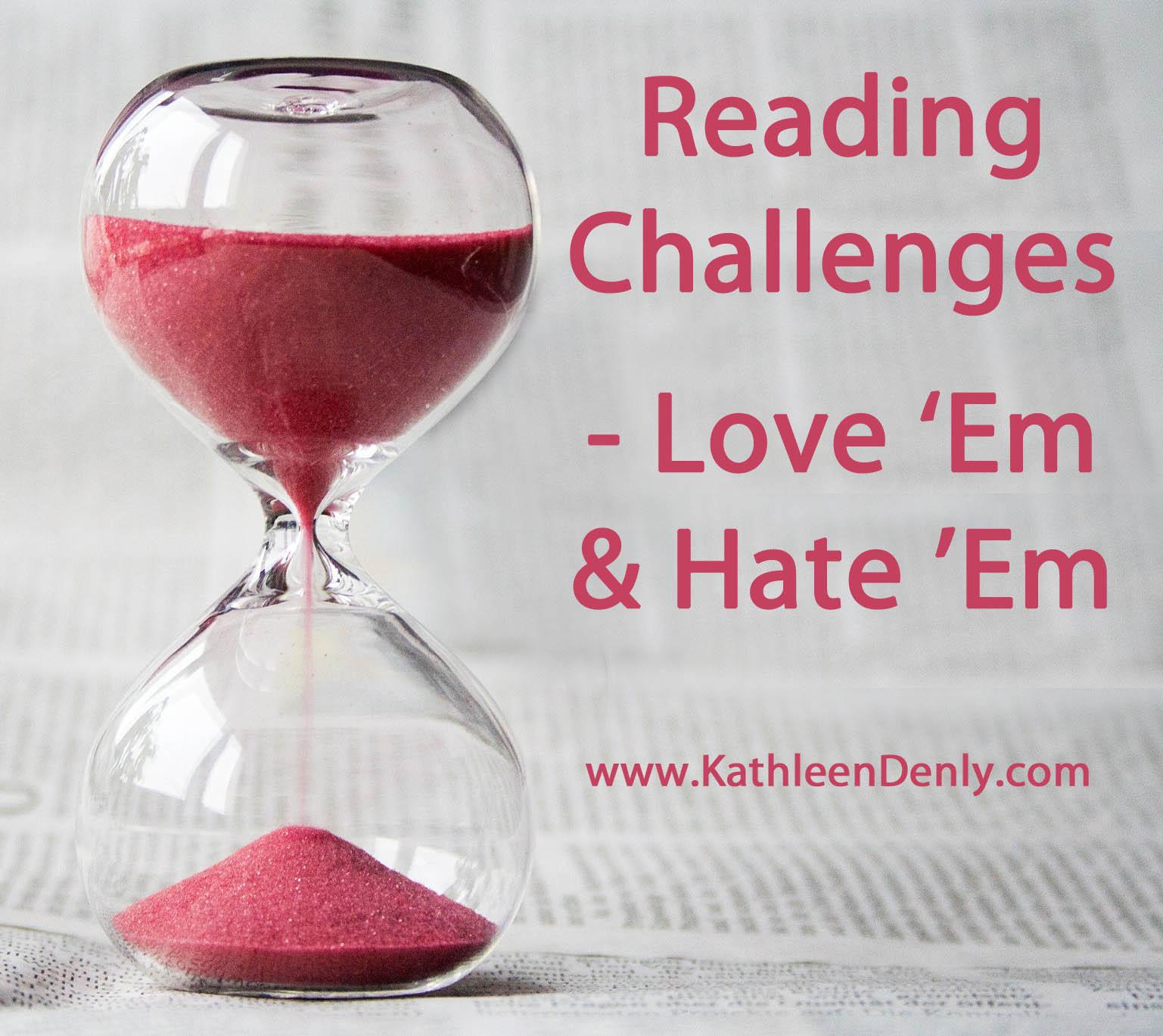 Blog Header - Reading Challenges