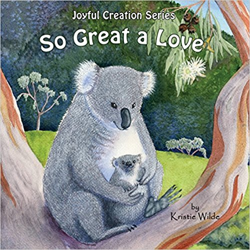 So Great A Love cover image