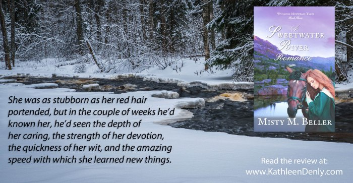Book Quote Image - A Sweetwater Romance