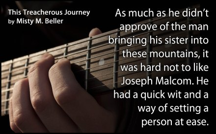 Book Quote - This Treacherous Journey - Joseph