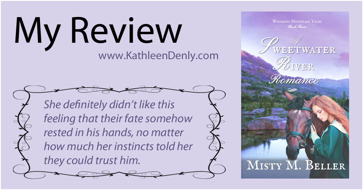 My Review - A Sweetwater River Romance
