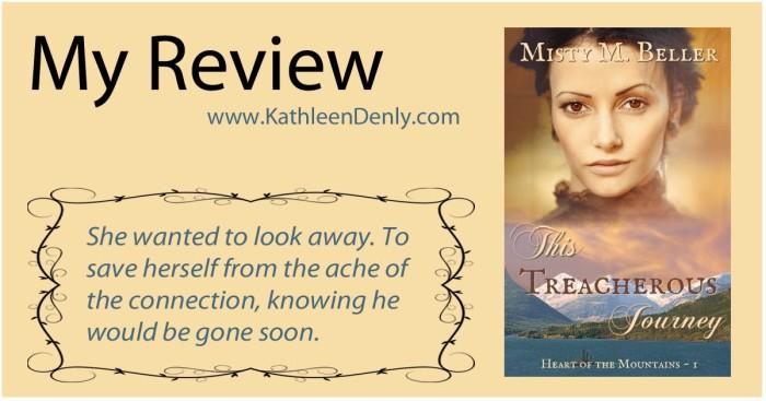 My Review - This Treacherous Journey