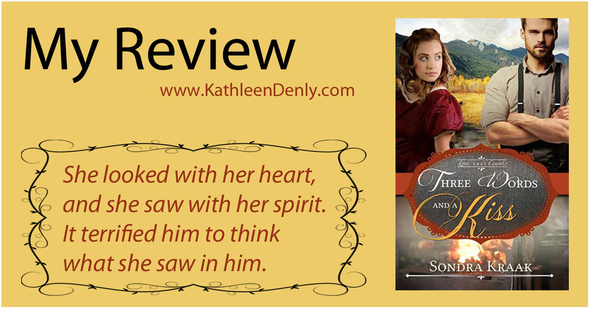 My Review - Three Words and a Kiss
