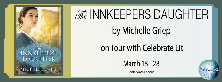 The Innkeeper's Daughter Celebrate Lit Tour Banner