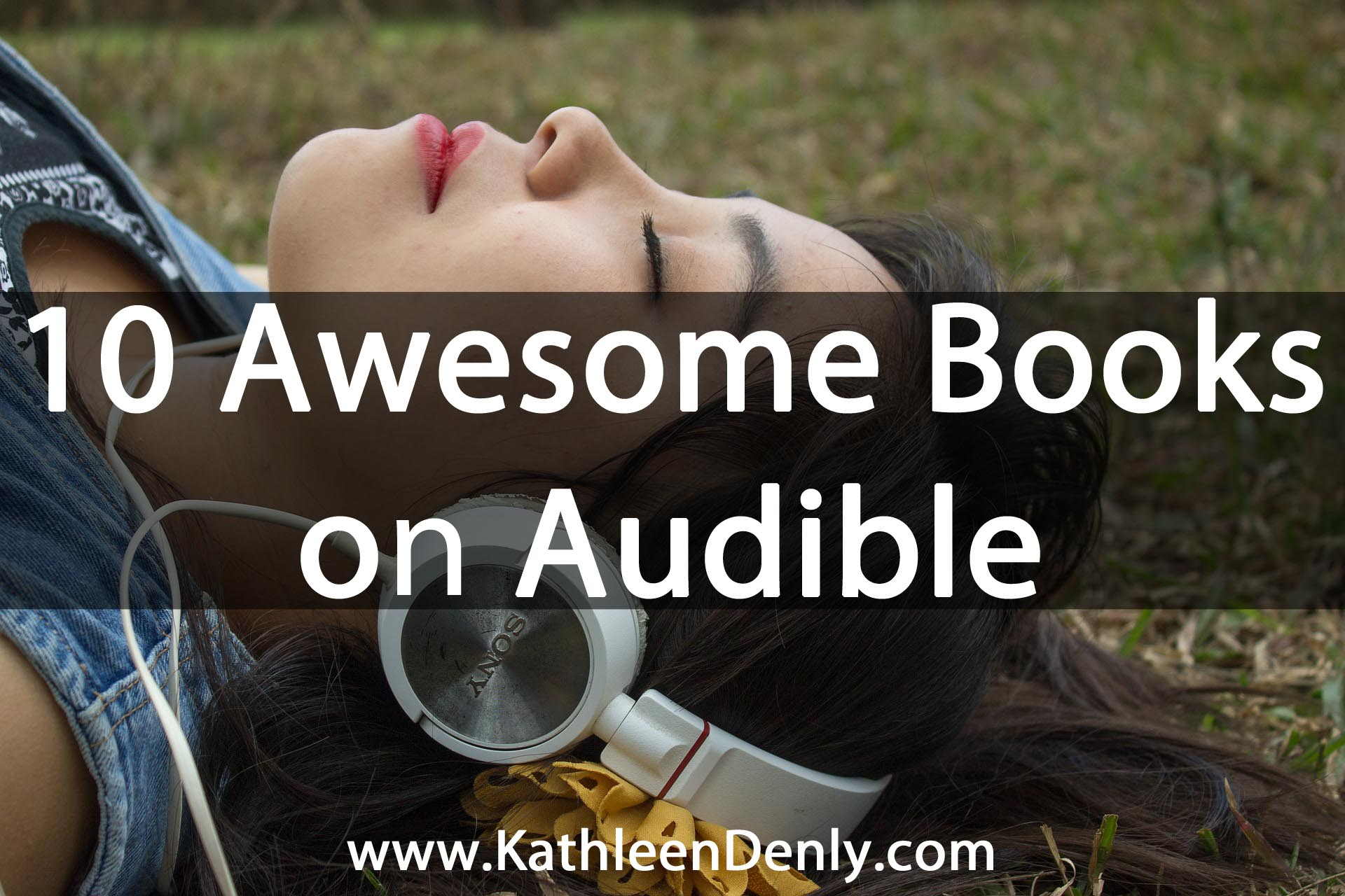 10 Awesome Books on Audible