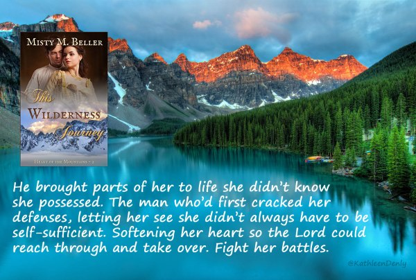Book Quote - This Wilderness Journey - brought parts of her to life
