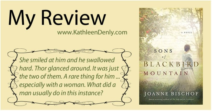 My Review - Sons of Blackbird Mountain