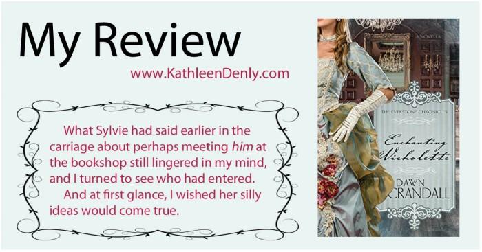 My Review - Enchanting Nicholette