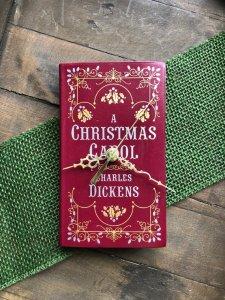A Christmas Carol Clock