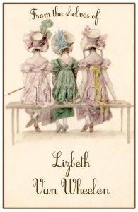 Austen Book Plate