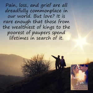 Book Quote - When You Look at Me - Searching for Love